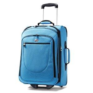 American Tourister Luggage Splash 21 Inch Upright Suitcase