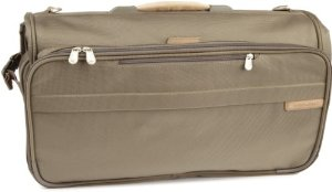 Briggs & Riley Compact Tri-Fold Garment Bag Carry on