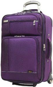 Ricardo Beverly Hills Luggage 21-Inch Expandable Wheelaboard