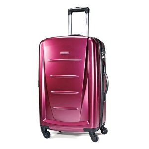 "Samsonite Winfield 2 28"" Spinner hardside spinner upright"