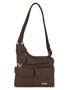 Travelon Luggage Anti-Theft Cross-Body Bag