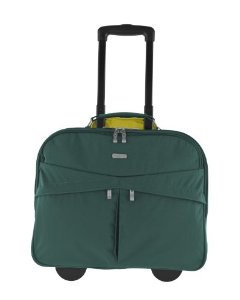 Baggallini Skyline Rolling Briefcase