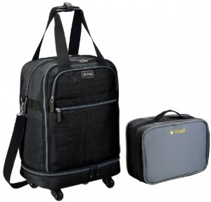 Biaggi ZipSak 22 Micro-Fold 4 Wheel Carry On