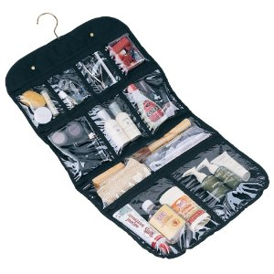 Household Essentials Hanging Cosmetic and Grooming Travel Bag