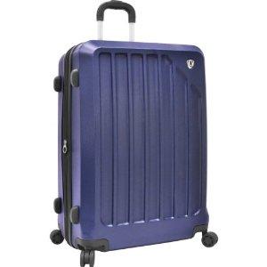 Travelers Choice Glacier 29 Hardshell Expandable Spinner Luggage
