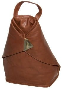 Stylish Leather Backpack Purse for Women