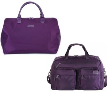 Lipault Paris Weekend Bag Vs. 18 Inch Weekend Satchel - Travel Bag ...