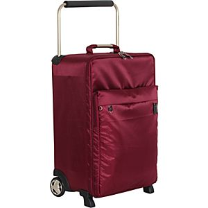 IT Luggage World's Lightest Second Generation 22 Carry On