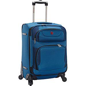 SwissGear Travel Gear 20 Expandable Spinner