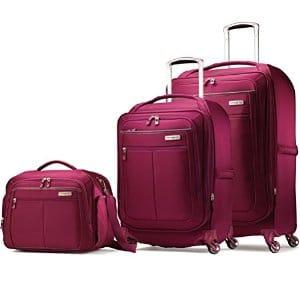 samsonite mightlight collection review travel bag quest. Black Bedroom Furniture Sets. Home Design Ideas