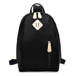 ECOSUSI Women's Fashion Nylon Backpacks