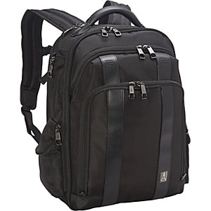 Travelpro Executive Choice Crew Checkpoint Friendly Laptop Backpack