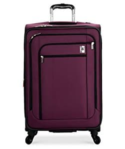 Delsey Helium Sky 25 Inch Expandable Spinner Suiter Trolley