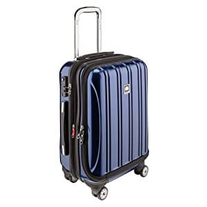 Delsey Helium Aero International Carry On Expandable Spinner Trolley