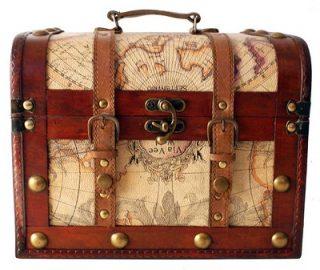 Vintage Style Luggage