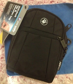 Anti-theft Sling Bag for Travel