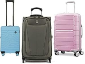 Lightweight Carry On Luggage with Wheels