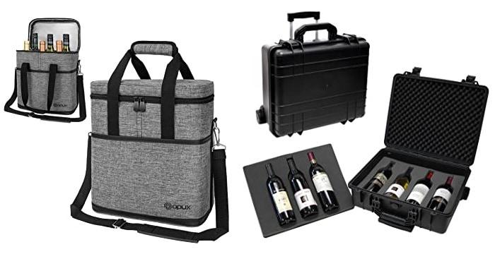 Best Wine Travel Case