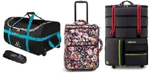 Best Collapsible Bags for Travel